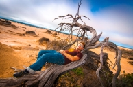 The Australian Outback - the middle of nowhere