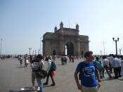 The 'Gateway of India' Mumbai, India.