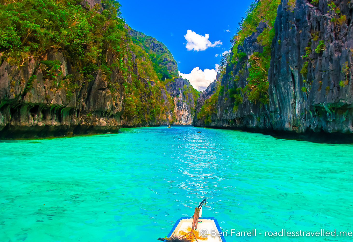 El Nido Philippines  City pictures : Hidden Lagoon – El Nido, Philippines | Road Less Travelled